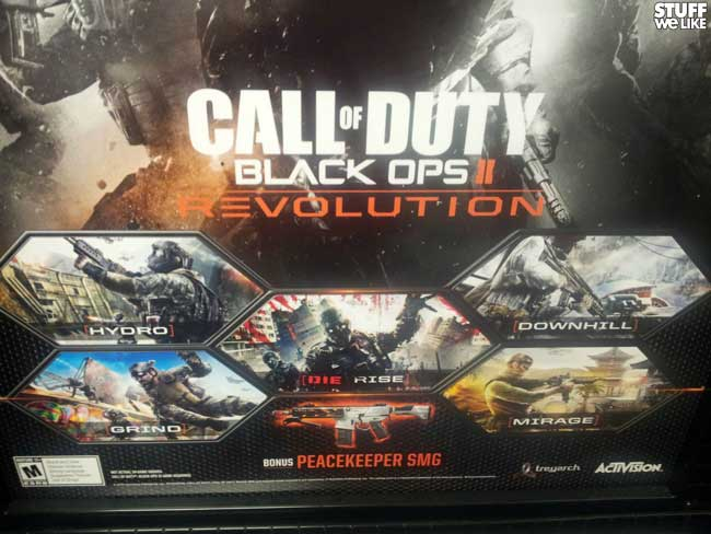 Call of Duty Black Ops 2 - Revolution