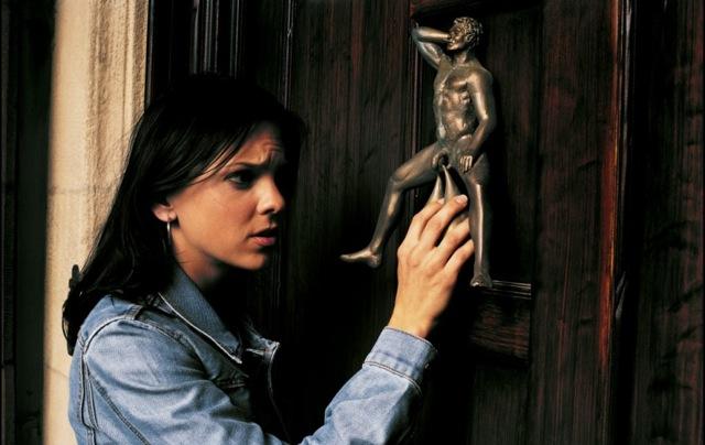 Anna Faris in Scary Movie 2