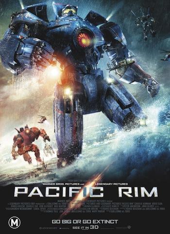 Pacific Rim robots