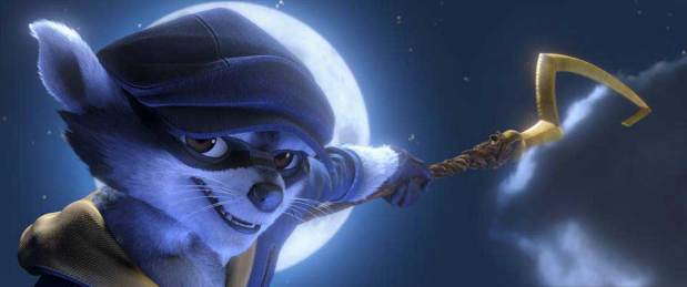 Sly Cooper Movie Teaser