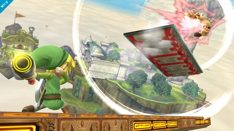 Super Smash Bros Brawl Home Run Bat 2