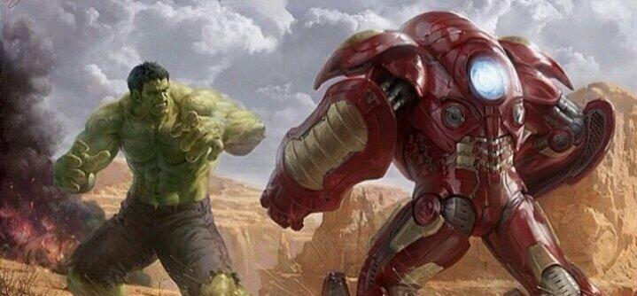 hulk and iron man avengers age of ultron