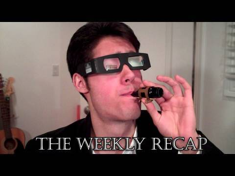 365 Days of YouTubing: The Weekly Recap #1
