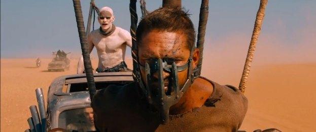 Mad Max Comic-Con Trailer