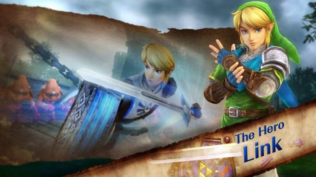 Hyrule Warriors Direct 8.4.2014