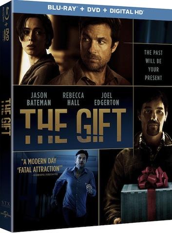 The Gift (2015) - Blu-ray Review - StuffWeLike