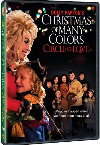 dolly parton s christmas of many colors circle of love movie