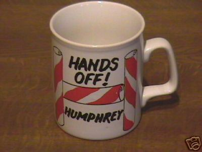 Humphrey Mug on StuffWeLove.co.uk