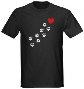 Paw Prints To My Heart