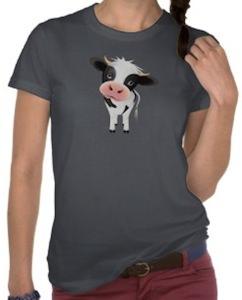 Little Cow T-Shirt