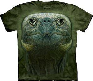 Turtle head kids t-shirt