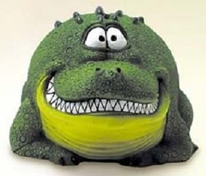 Alligator Coinbank