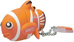 Clownfish USB Flash Drive