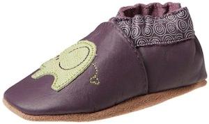 Cute baby elephant shoes