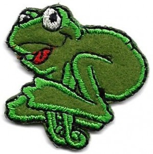 Leap Frog Patch