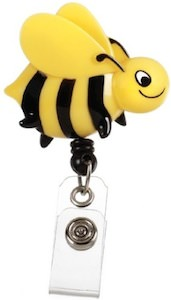 Bee card holder