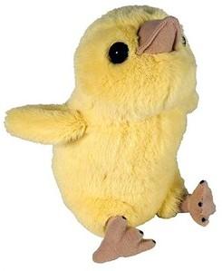 Yellow Plush Chicken