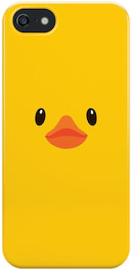Rubber Duck Phone Case For iPhone and Samsung Phones