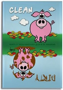 Pig Dishwasher Magnet