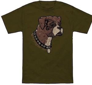 Boxer Dog Portrait T-Shirt