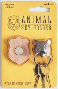 Trophy Tiger Key Holder