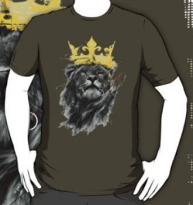Lion The king Of The Jungle T-Shirt