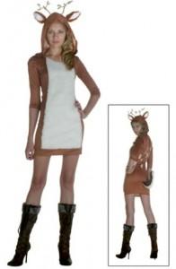 Sexy Female Deer Costume