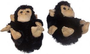 Monkey Slippers