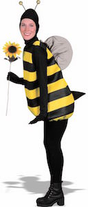Women's Bumble Bee Halloween Costume