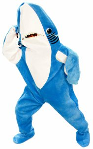 Katy Perry Shark Adult Costume