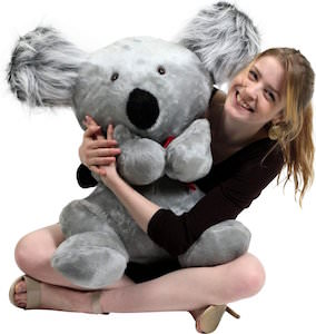 Giant 26 Inch Koala Bear Plush