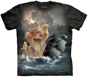 Kraken Kitten T-Shirt