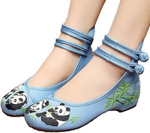Women's Panda Bear Shoes