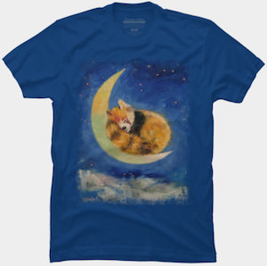 Red Panda Dreams T-Shirt