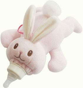 Bunny Baby Bottle Warmer / Holder