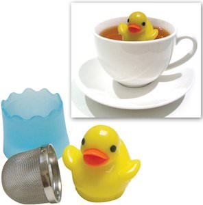 Yellow Duck Tea Infuser