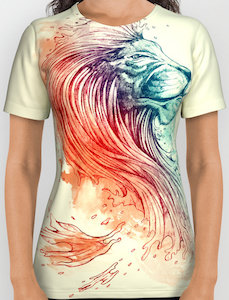 Lion Of The Sea T-Shirt
