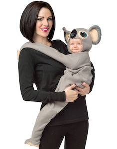 Huggables Koala Baby Costume