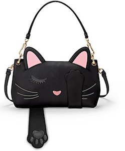 Cat Peek A Boo Handbag