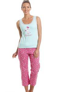 Women's Poodle Pajama