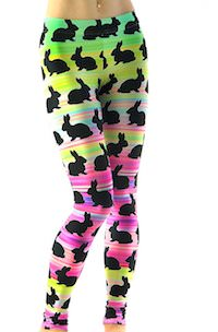 Easter Bunny Leggings
