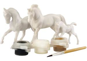 Horse Painting Set