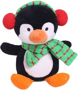 Winter Penguin Plush