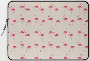 Flamingo Laptop Sleeve