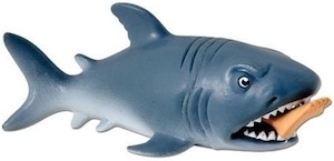 Eating Shark Stress Toy