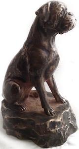 Boxer Statue