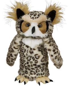 Owl Golf Club Head Cover