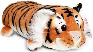 Tiger Pillow Plush