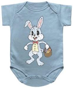 Easter Bunny Baby Bodysuit