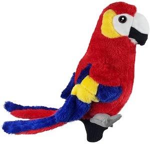 Parrot Golf Club Head Cover